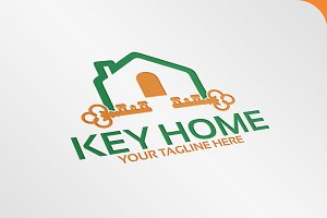 Key Home -Logo