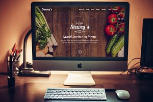 Restaurant Beautiful PSD