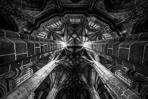 St.Lorenz ceiling