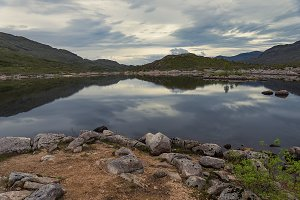 Loch Claunie. Scotland