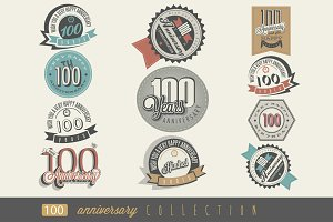 One Hundred anniversary collection