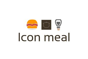 Icon meal