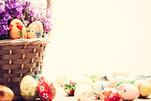Easter's traditional decoration.