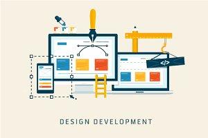 responsive designing