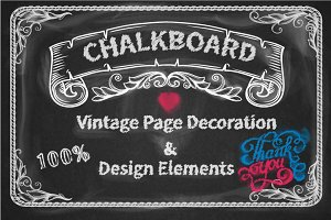 Page Decoration and Design Elements