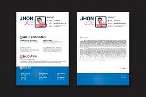 Resume & Letter Template