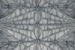 Symmetrical Ceiling