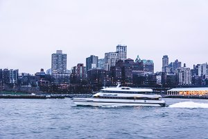 Speed Boat NYC
