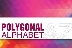 Polygonal Alphabet v.1