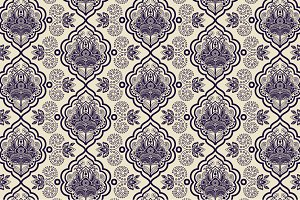 4 Vector Indian Patterns