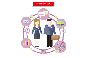 Balance Between Work and Family Life