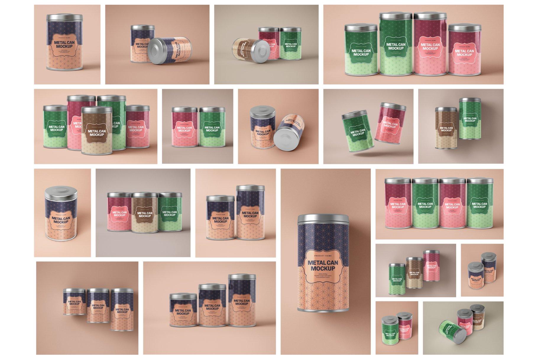 Best Packaging Mockup Bundle