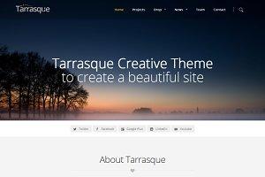 Tarrasque - Creative Business Theme