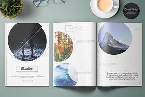 Creativo Brochure