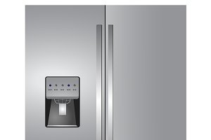 French door, refrigerator