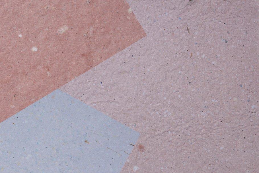 Handcrafted Paper - 30 Textures