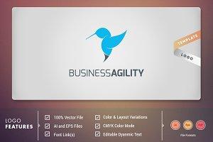 Business Agility - Logo Template