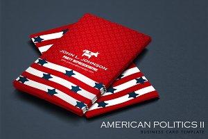 American Politics II