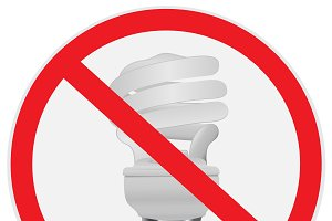 No, light, lamp, sign