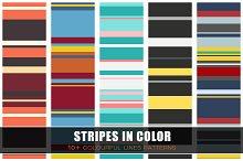 Stripes in Color