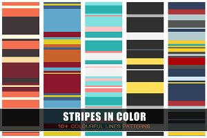 Stripes in Color