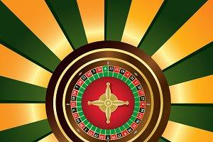 Roulette, wheel