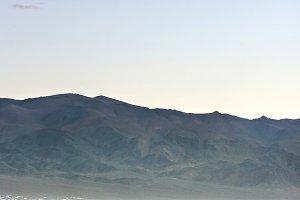 Mongolian village