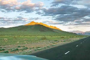 Marvelous Mongolian landscape