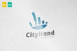 CityHand Logo