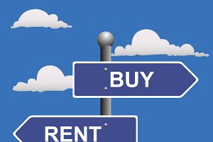 street sign buy or rent