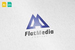 FlatMedia Logo