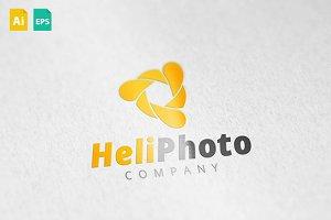 HeliPhoto Logo