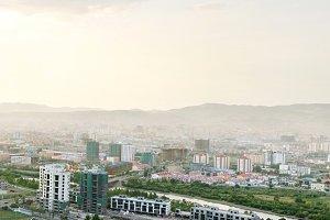 Ulan Bator- the capital of Mongolia