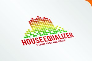 House Equalizer - Logo