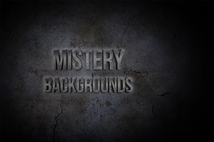 Mistery - Grunge Cinematic Textures