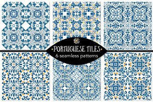 Set 1 - 6 Seamless Patterns