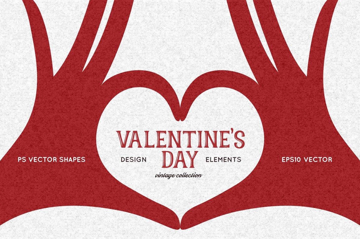 Happy Valentines Day Font