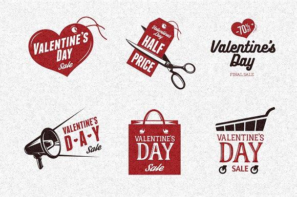 Valentine S Day Design Elements Illustrations Creative Market