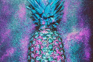 Minimal Party Pineapple