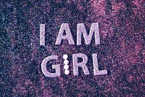 I am glam Girl