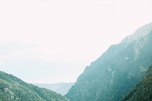 Spain mountains nature