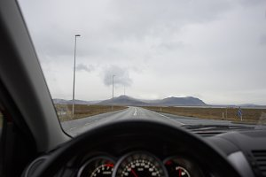 Driving 4x4 in Iceland on Roadtrip