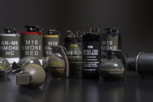 Assorted Grenade Pack 01