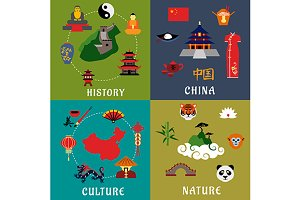 China history, culture and nature