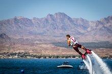 Flyboard Water Jet