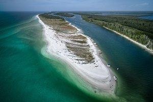 [Aerial] Keewaydin Island