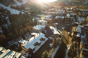 [Aerial] Vail Village