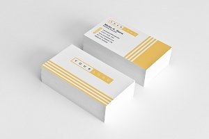 Pro-Series Business Card 06