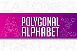 Polygonal Alphabet v.2