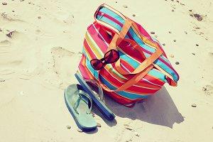 Beach leisure items